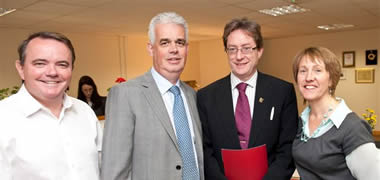 NUI Galway and COPE Galway Celebrate Successful Partnership-image