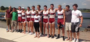 NUI Galway Men's Inter Eight Crew