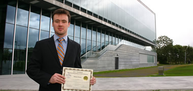 NUI Galway Student Wins Award at Major US Bioengineering Conference-image