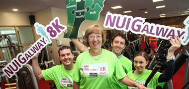 NUI Galway and Kingfisher Club Announce Details of Annual 8km Race in aid of Jigsaw -image