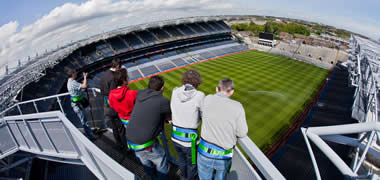 Croke Park Skyline Tour and Museum Visit for NUI Galway Graduates-image