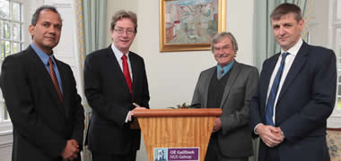 Mayo Clinic and NUI Galway Formalise Collaboration-image