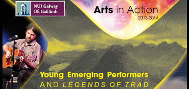 NUI Galway Launches 2013/14 Arts in Action Programme -image