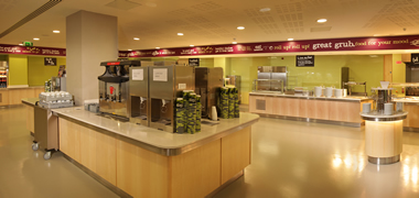University Eateries Shortlisted for Caterers Award-image