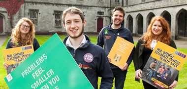 NUI Galway Celebrate Mental Health Week-image