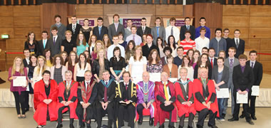 NUI Galway Honour Leaving Certificate Excellence with Special Ceremony-image