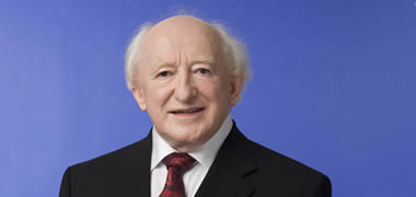 NUI Galway's Michael D. Higgins is Ninth President of Ireland-image
