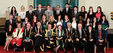 NUI Galway Features Prominently at Annual NUI Awards Ceremony -image