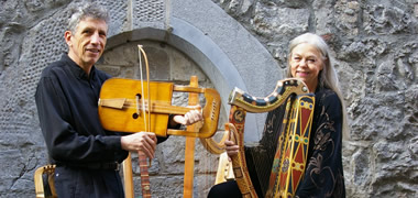 Bardic Voices, Horns and Medieval Harps Focus of NUI Galway Concert-image