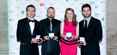 NUI Galway Students Receive Undergraduate Awards in Four Categories-image