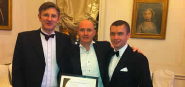 NUI Galway HPV and Head and Neck Cancer Symposium Commended at the Irish Healthcare Awards.-image