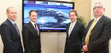 Minister Sherlock Announces €2.1 Million to Detect Ash Clouds and Improve Ash Dispersion and Density predictions-image