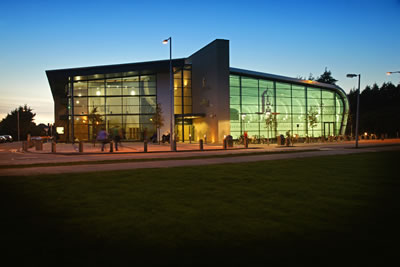 The Sports Centre, NUI Galway