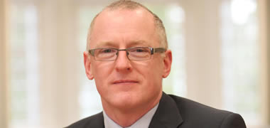 Pictured is Professor Ciaran O'Neill, Dean of Business, Public Policy and Law, NUI Galway