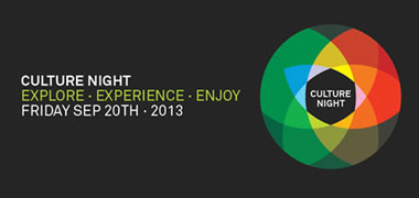 NUI Galway Celebrate Irish Identity as part of Culture Night 2013-image