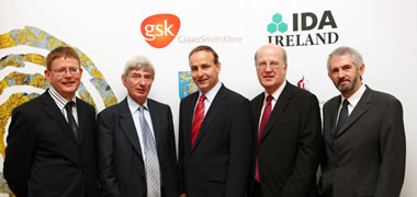 Minister Martin announces €14.6m joint investment into academic R&D programme fo-image