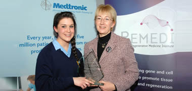 Minister Praises NUI Galway Science Essay Competition-image
