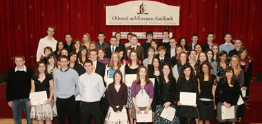 Leaving Cert Excellence Honoured at NUI Galway-image