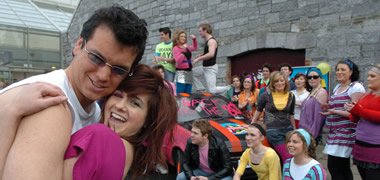 NUI Galway Launches Múscailt 2008-image
