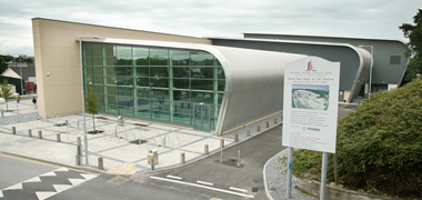 Student Support Leads to Opening of New Sports Centre at NUI Galway-image