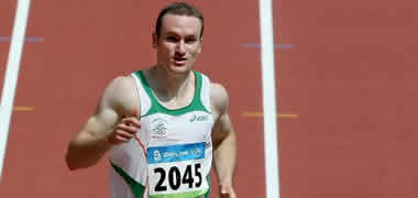 NUI Galway Students compete at the Beijing 2008 Olympic Games-image