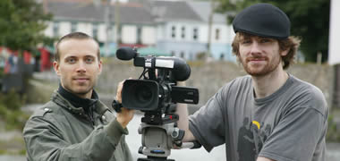 Prize for NUI Galway Film Students' Documentary-image