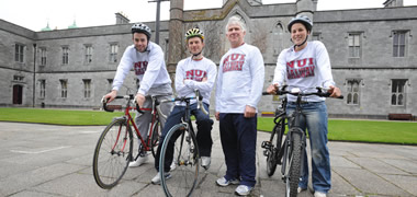 Galway to Host Ireland's Largest Amateur Four-Day Cycling Event -image