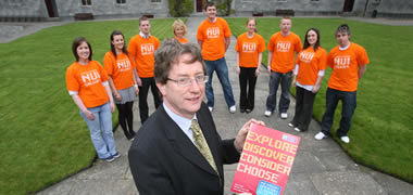 Parents Encouraged to Attend NUI Galway Open Day -image