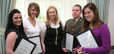 NUI Galway Students Win Prestigious National Logistics and Transport Awards-image