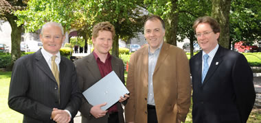 HP Ireland announces the winners of the 2009 Innovation in Education Grant Initi-image