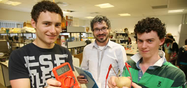 Secondary School Students Get a Taste of Science at NUI Galway-image