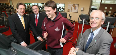 Olympian John Treacy Praises Sports & Engineering Degree at NUI Galway-image