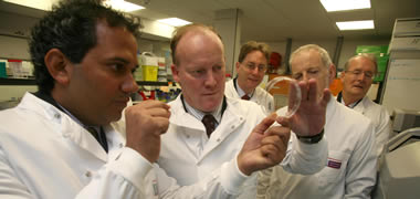 Lenihan Launches Science Foundation Ireland-funded Alimentary Glycoscience Resea-image