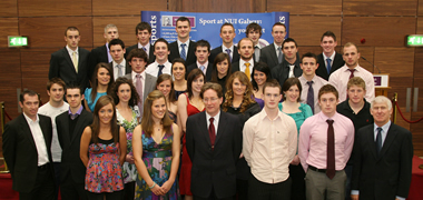 NUI Galway Awards 29 New Sports Scholarships-image