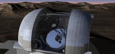 Giant Telescopes Focus of NUI Galway Lecture-image