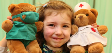 Medical Students Volunteer for NUI Galway's Teddy Bear Hospital-image