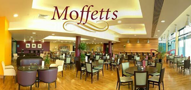 NUI Galway Moffetts Restaurant In Top Five Institutional Catering-image