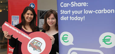 New NUI Galway Car Sharing Website Launched-image
