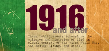 National Events Planned to Explore 1916 and After -image
