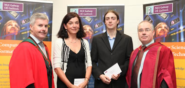NUI Galway Award Winners Create Technologies of the Future-image