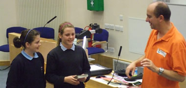 Maths Week- A Great Success at NUI Galway-image