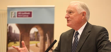Former Intel Boss Speaks at NUI Galway-image