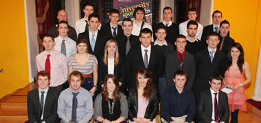 24 New Sports Scholarships Awarded by NUI Galway-image