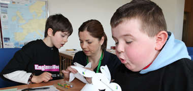 NUI Galway Host Free Family Events for National Engineers Week -image