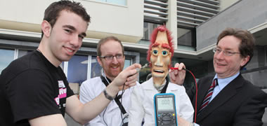 NUI Galway's Engineering for Communities family day-image