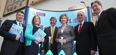 President Mary McAleese Opens Prostate Cancer Institute NUI Galway-image
