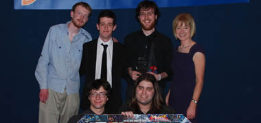 NUI Galway Comic Book Society Scoop National Society Award-image