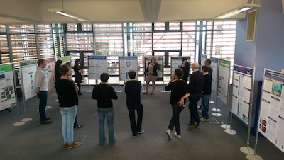 Postgraduate economics student research on display at NUI Galway-image