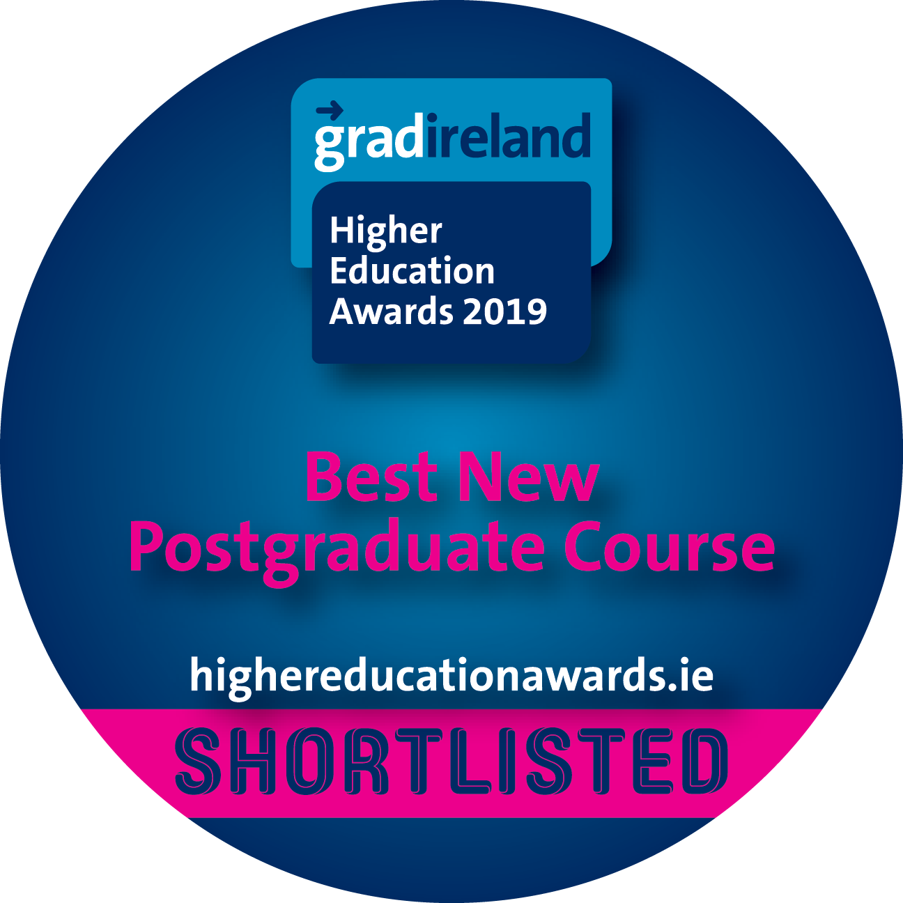 Gradireland best new course 2019 shortlisted