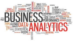 Business Analytics Flyer